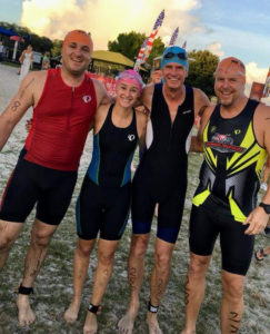 Try A Tri...first timers!